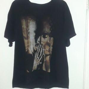 Forever 21 Tupac Shakur Oversized T shirt